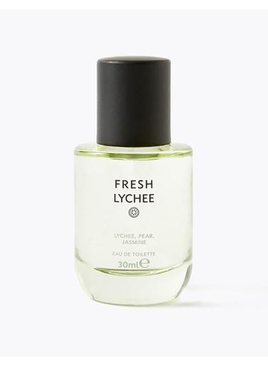 Marks & Spencer Fresh Lychee Eau de Toilette 30ml Renksiz